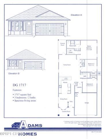 4712 Maegans Ridge Road, Panama City, FL 32404 (MLS #710937) :: Scenic Sotheby's International Realty