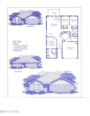4714 Maegans Ridge Road, Panama City, FL 32404 (MLS #710939) :: Scenic Sotheby's International Realty