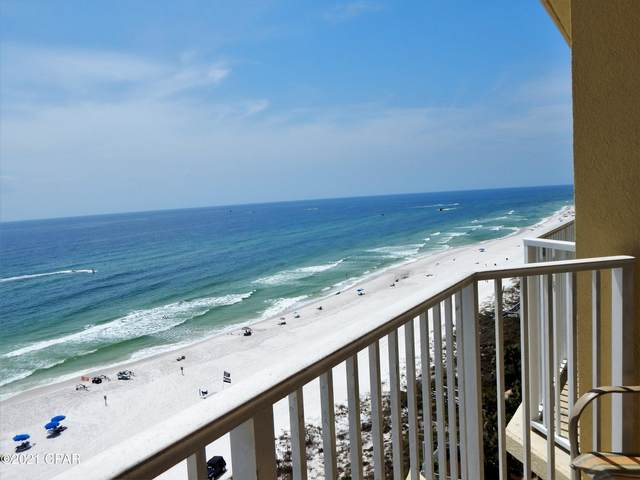 9450 S Thomas Drive 1006D, Panama City Beach, FL 32408 (MLS #710950) :: Anchor Realty Florida