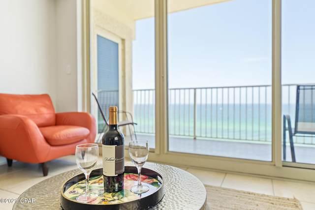 9900 S Thomas Drive #1001, Panama City Beach, FL 32408 (MLS #710978) :: Corcoran Reverie