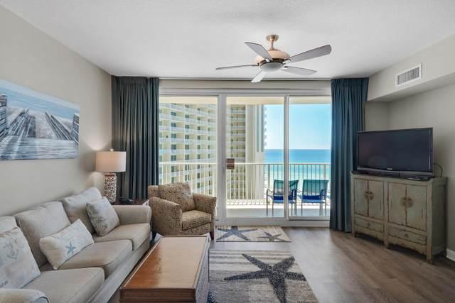 9900 S Thomas Drive #916, Panama City Beach, FL 32408 (MLS #711035) :: Scenic Sotheby's International Realty