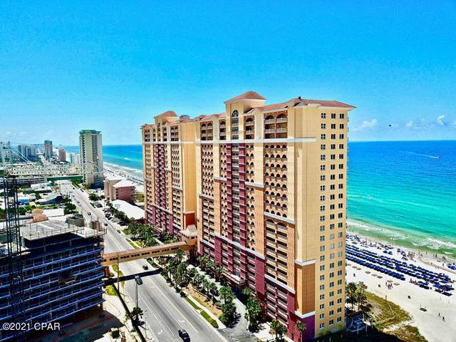 15817 Front Beach Road #2008, Panama City Beach, FL 32413 (MLS #711077) :: Counts Real Estate Group
