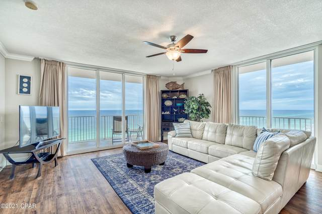 16819 Front Beach Road #1301, Panama City Beach, FL 32413 (MLS #711089) :: Counts Real Estate Group