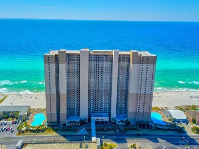 16819 Front Beach Road #1401, Panama City Beach, FL 32413 (MLS #711178) :: Counts Real Estate Group