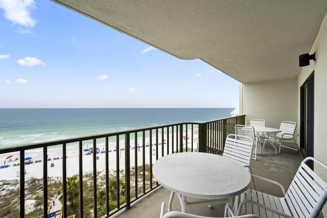 4715 Thomas 607 C, Panama City Beach, FL 32408 (MLS #711210) :: Berkshire Hathaway HomeServices Beach Properties of Florida