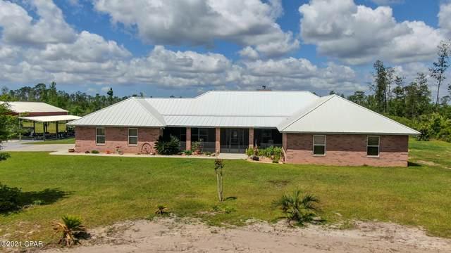 8341 Ed Lee Road, Panama City, FL 32404 (MLS #711216) :: Corcoran Reverie