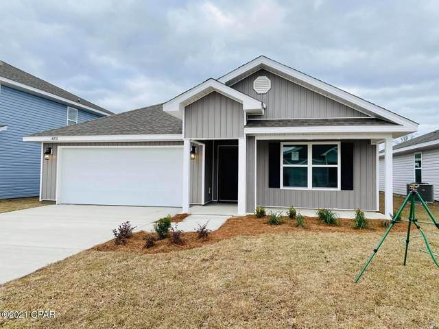4113 Brighton Boulevard Lot 121, Panama City, FL 32404 (MLS #711241) :: Counts Real Estate Group