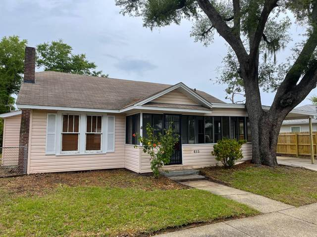 415 E 2nd Street, Panama City, FL 32401 (MLS #711257) :: Counts Real Estate Group