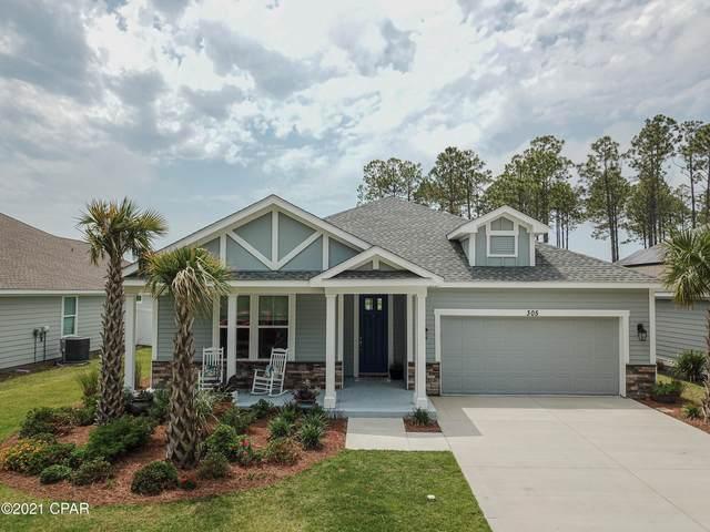 305 Breakfast Point Boulevard, Panama City Beach, FL 32407 (MLS #711302) :: Berkshire Hathaway HomeServices Beach Properties of Florida