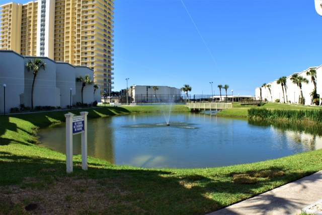 8727 Thomas Drive E1, Panama City Beach, FL 32408 (MLS #711305) :: Corcoran Reverie