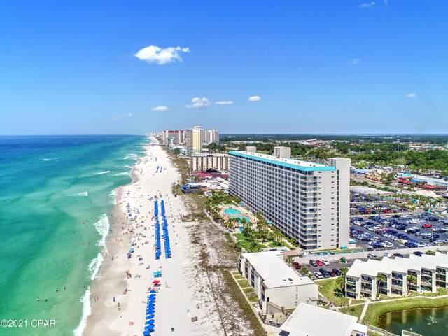 8743 Thomas Drive #514, Panama City Beach, FL 32408 (MLS #711322) :: Team Jadofsky of Keller Williams Realty Emerald Coast