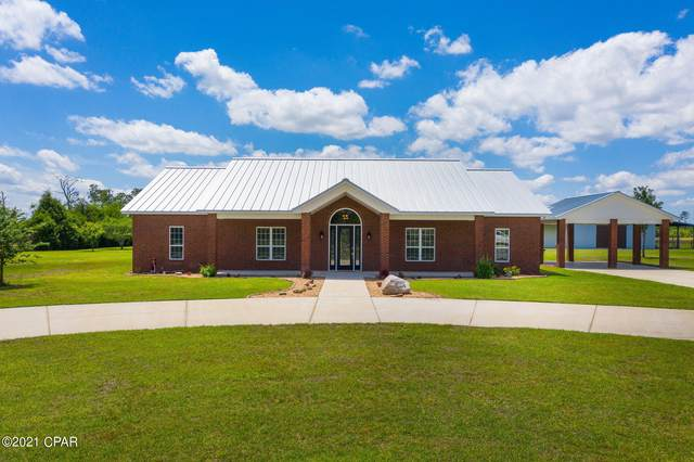 15133 Racetrack Road, Youngstown, FL 32466 (MLS #711325) :: Counts Real Estate Group
