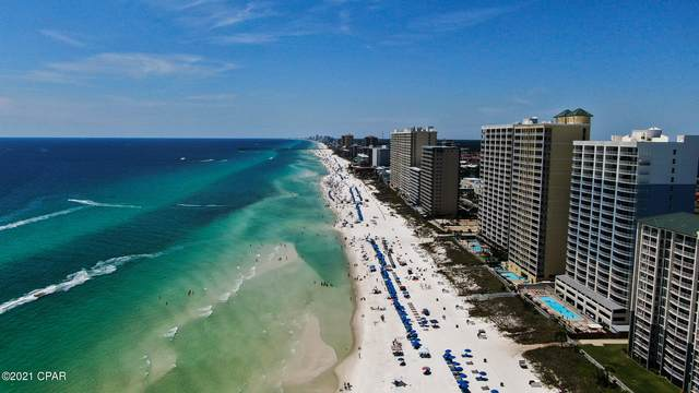 10519 Front Beach Road 603C, Panama City Beach, FL 32407 (MLS #711360) :: Counts Real Estate Group