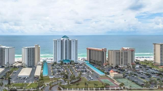 6415 Thomas Drive #1205, Panama City Beach, FL 32408 (MLS #711363) :: Scenic Sotheby's International Realty