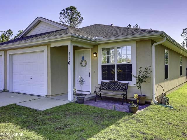 716 E 24th Street, Lynn Haven, FL 32444 (MLS #711369) :: Berkshire Hathaway HomeServices Beach Properties of Florida