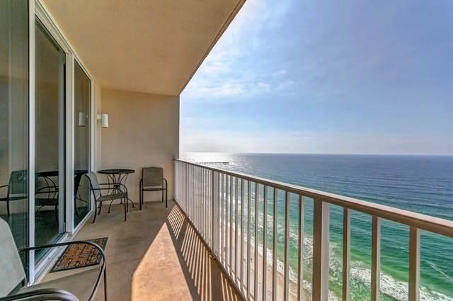 16819 Front Beach Road #2112, Panama City Beach, FL 32413 (MLS #711372) :: Berkshire Hathaway HomeServices Beach Properties of Florida