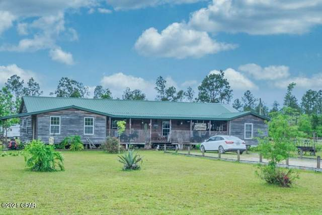9521 Jodie Lane, Youngstown, FL 32466 (MLS #711411) :: Berkshire Hathaway HomeServices Beach Properties of Florida