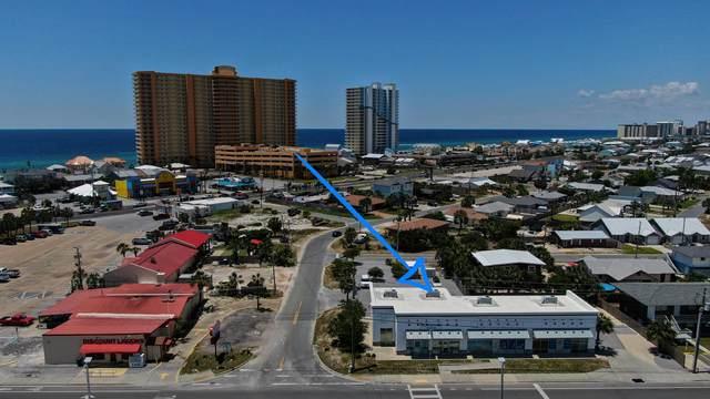 4032 Thomas Drive #102, Panama City Beach, FL 32408 (MLS #711466) :: Beachside Luxury Realty