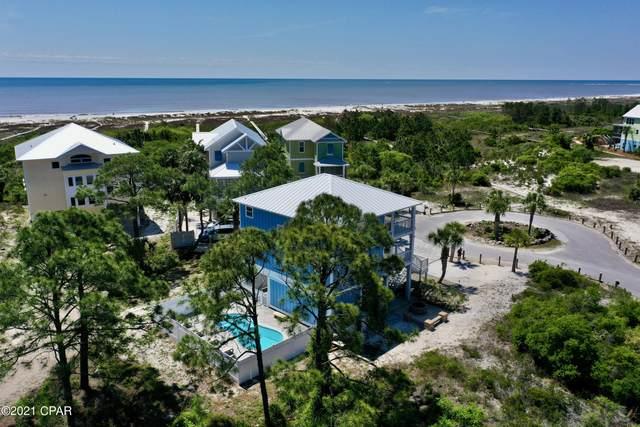 146 Mccosh Mill Road, Cape San Blas, FL 32456 (MLS #711477) :: The Premier Property Group
