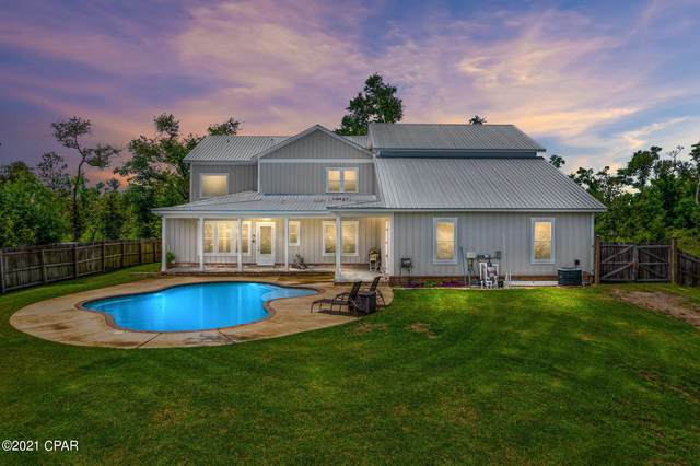 9730 Summer Creek Drive, Panama City, FL 32409 (MLS #711541) :: Beachside Luxury Realty
