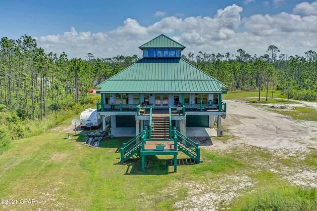 2710 Blue Runner Road, Panama City, FL 32404 (MLS #711545) :: Anchor Realty Florida