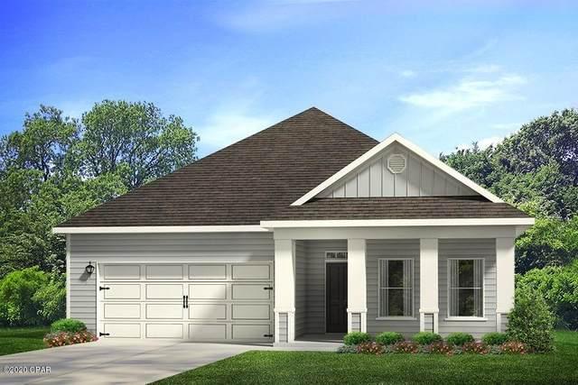 540 Cove Villa Street Lot 11, Panama City Beach, FL 32407 (MLS #711550) :: Scenic Sotheby's International Realty