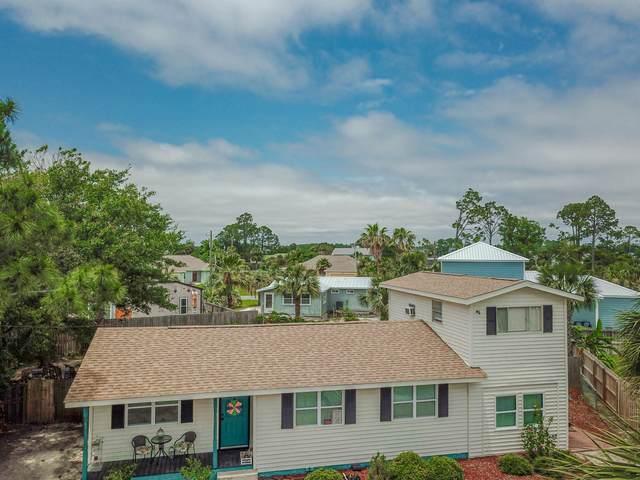 5225 Long John Drive, Panama City Beach, FL 32408 (MLS #711612) :: Team Jadofsky of Keller Williams Realty Emerald Coast