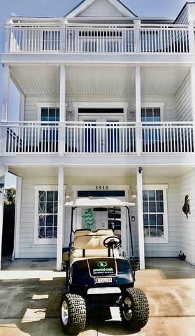 5910 Beach Dr Drive, Panama City Beach, FL 32408 (MLS #711614) :: Team Jadofsky of Keller Williams Realty Emerald Coast
