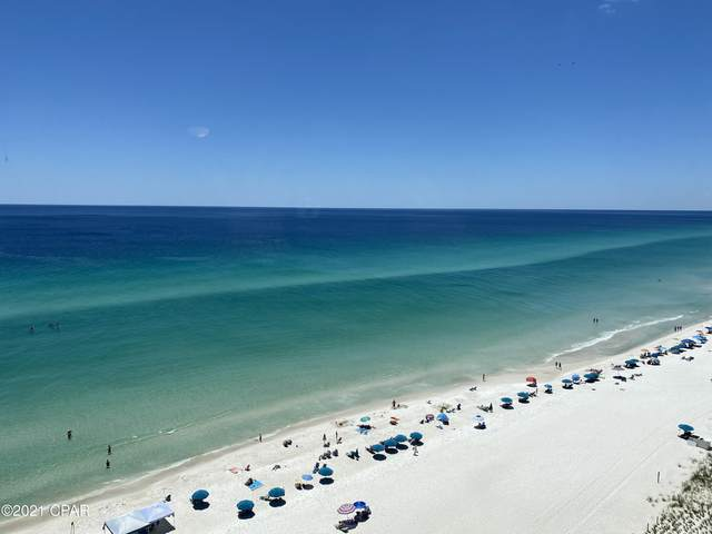 23223 Front Beach Road Ph-16, Panama City Beach, FL 32413 (MLS #711620) :: Team Jadofsky of Keller Williams Realty Emerald Coast