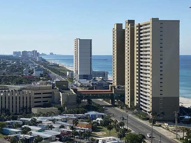 15100 Front Beach Road #1505, Panama City Beach, FL 32413 (MLS #711623) :: Beachside Luxury Realty