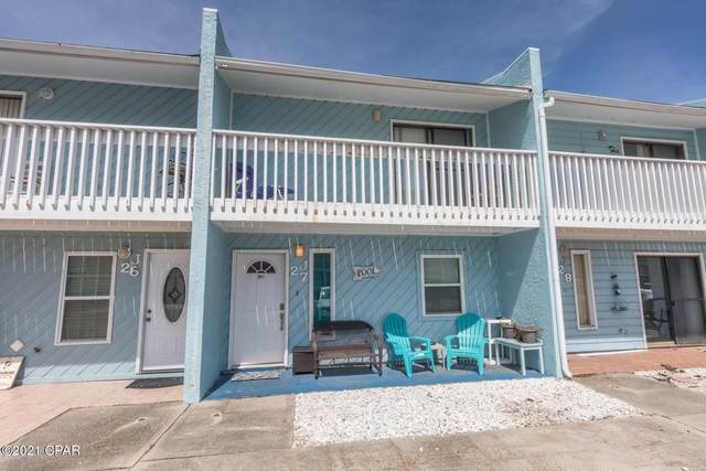 17642 Front Beach Road J27, Panama City Beach, FL 32413 (MLS #711635) :: Beachside Luxury Realty