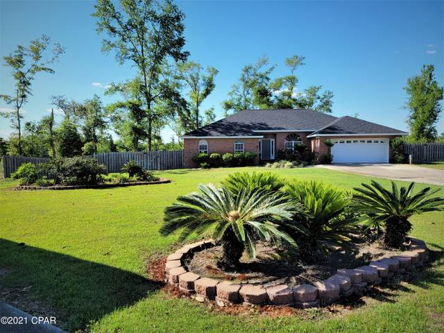 5910 Oakridge Court, Youngstown, FL 32466 (MLS #711653) :: Beachside Luxury Realty