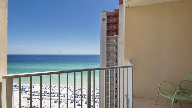 9900 S Thomas 1810 Drive #1810, Panama City Beach, FL 32408 (MLS #711654) :: Beachside Luxury Realty