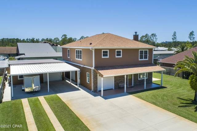 9101 Abba Lane, Panama City Beach, FL 32407 (MLS #711669) :: Beachside Luxury Realty