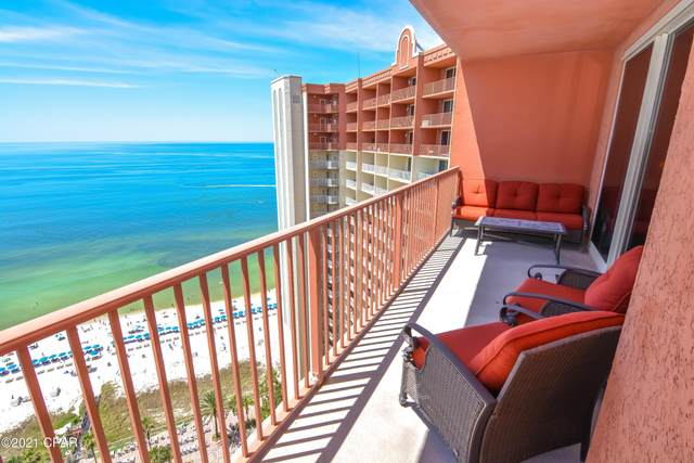 9900 S Thomas Drive #2113, Panama City Beach, FL 32408 (MLS #711685) :: Counts Real Estate Group