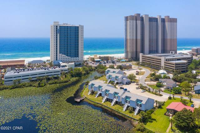 301 Lullwater Drive #305, Panama City Beach, FL 32413 (MLS #711695) :: Corcoran Reverie