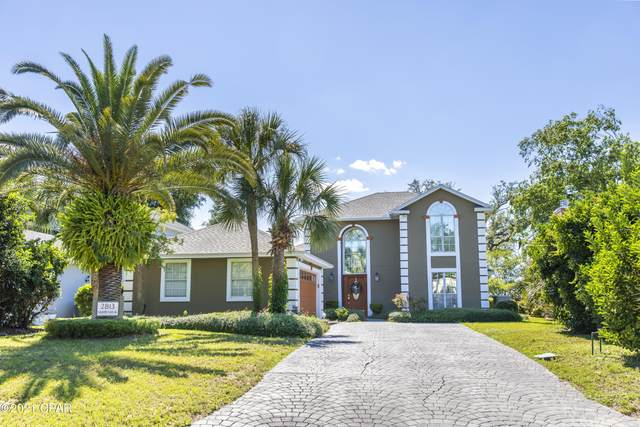 2813 Country Club Drive, Lynn Haven, FL 32444 (MLS #711709) :: Scenic Sotheby's International Realty