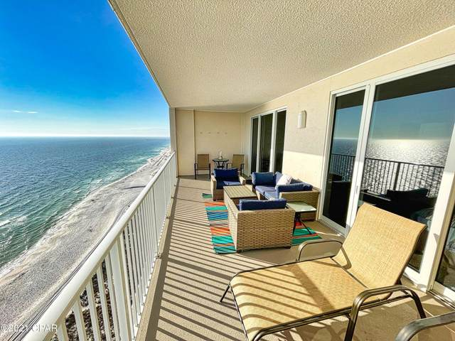 14415 Front Beach Road #1807, Panama City Beach, FL 32413 (MLS #711734) :: Counts Real Estate Group