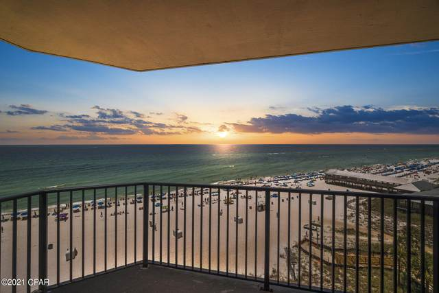 9850 S Thomas 805W Drive 805W, Panama City Beach, FL 32408 (MLS #711755) :: Anchor Realty Florida