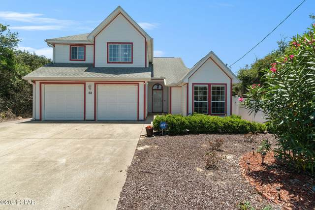 52 Gulf View Drive, Panama City Beach, FL 32413 (MLS #711766) :: Counts Real Estate Group