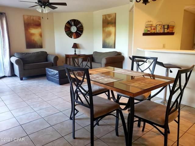 8730 Thomas Drive 1211B, Panama City Beach, FL 32408 (MLS #711783) :: Anchor Realty Florida