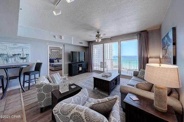 9900 S Thomas Drive #1011, Panama City Beach, FL 32408 (MLS #711798) :: Anchor Realty Florida