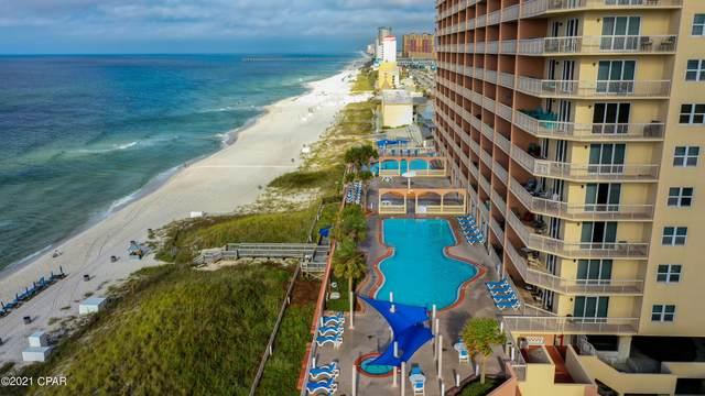 14825 Front Beach Road #1702, Panama City Beach, FL 32413 (MLS #711818) :: Anchor Realty Florida