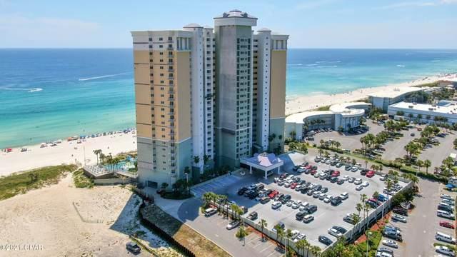 9450 S Thomas Drive 306D, Panama City Beach, FL 32408 (MLS #711884) :: Anchor Realty Florida
