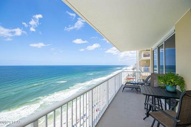 10811 Front Beach Road #2001, Panama City Beach, FL 32407 (MLS #711909) :: Anchor Realty Florida
