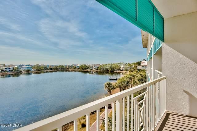 114 Carillon Market Street #414, Panama City Beach, FL 32413 (MLS #712036) :: The Premier Property Group