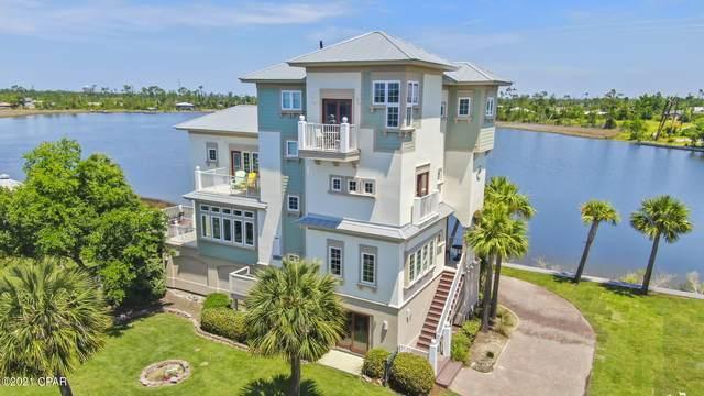 6701 Yacht Club Drive, Panama City, FL 32404 (MLS #712058) :: Beachside Luxury Realty