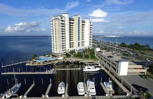 6422 W Highway 98 #504, Panama City Beach, FL 32407 (MLS #712069) :: Anchor Realty Florida