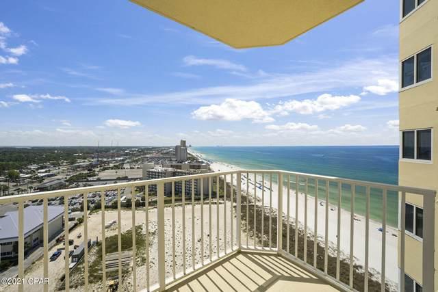 9450 S Thomas Drive 1600E, Panama City Beach, FL 32408 (MLS #712163) :: Anchor Realty Florida