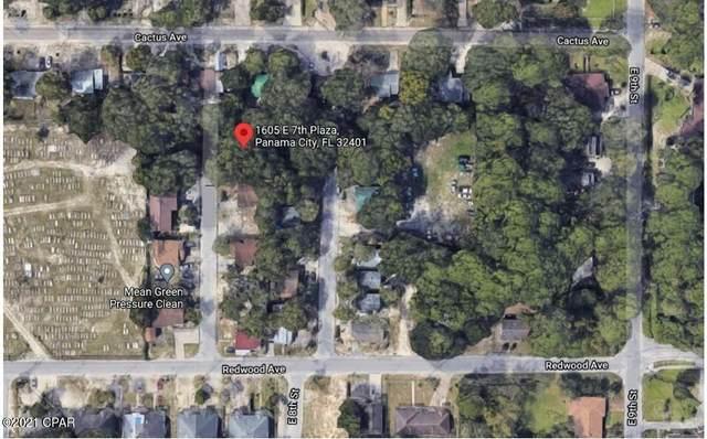 1605 E 7th Plaza, Panama City, FL 32401 (MLS #712254) :: Counts Real Estate Group, Inc.